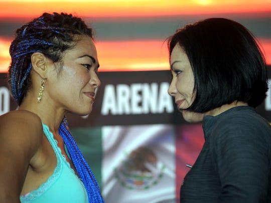Mariana Juárez y Jackie Nava protagonizarán combate