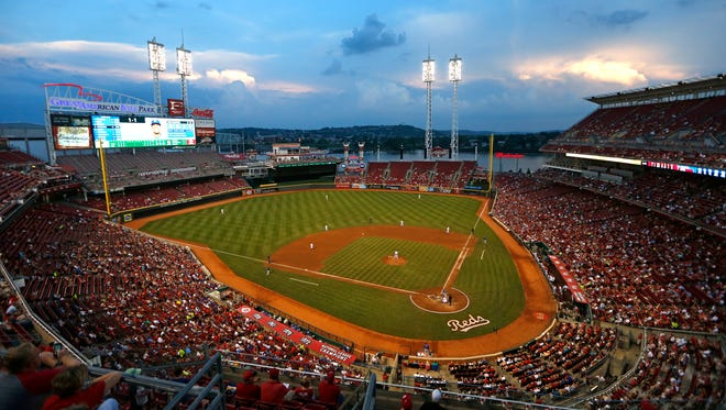Great American Ball Park.