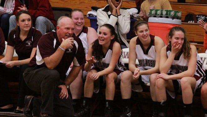 Tim Raines has coached the Owen girls basketball team for more than two decades.