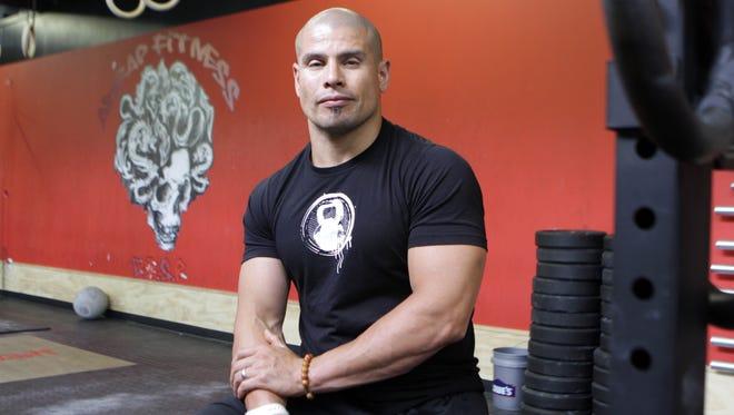 Ray Traitz owns AMRAP Fitness CrossFit in Chestnut Ridge.
