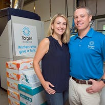Target Print & Mail is expanding its company with the acquisition of Modern Mailers, which provides direct marketing campaigns and distributions of large mailing jobs.