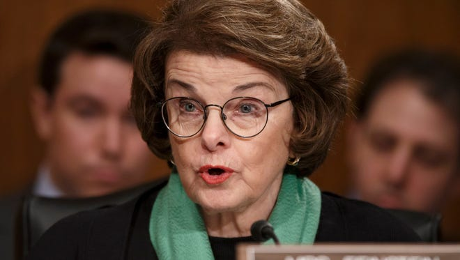 Sen. Dianne Feinstein, D-Calif., chair of the Senate Select Committee on Intelligence, hopes to pass cybersecurity legislation by year's end.