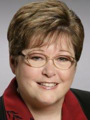 Senate President Pro Tem Patricia Blevins