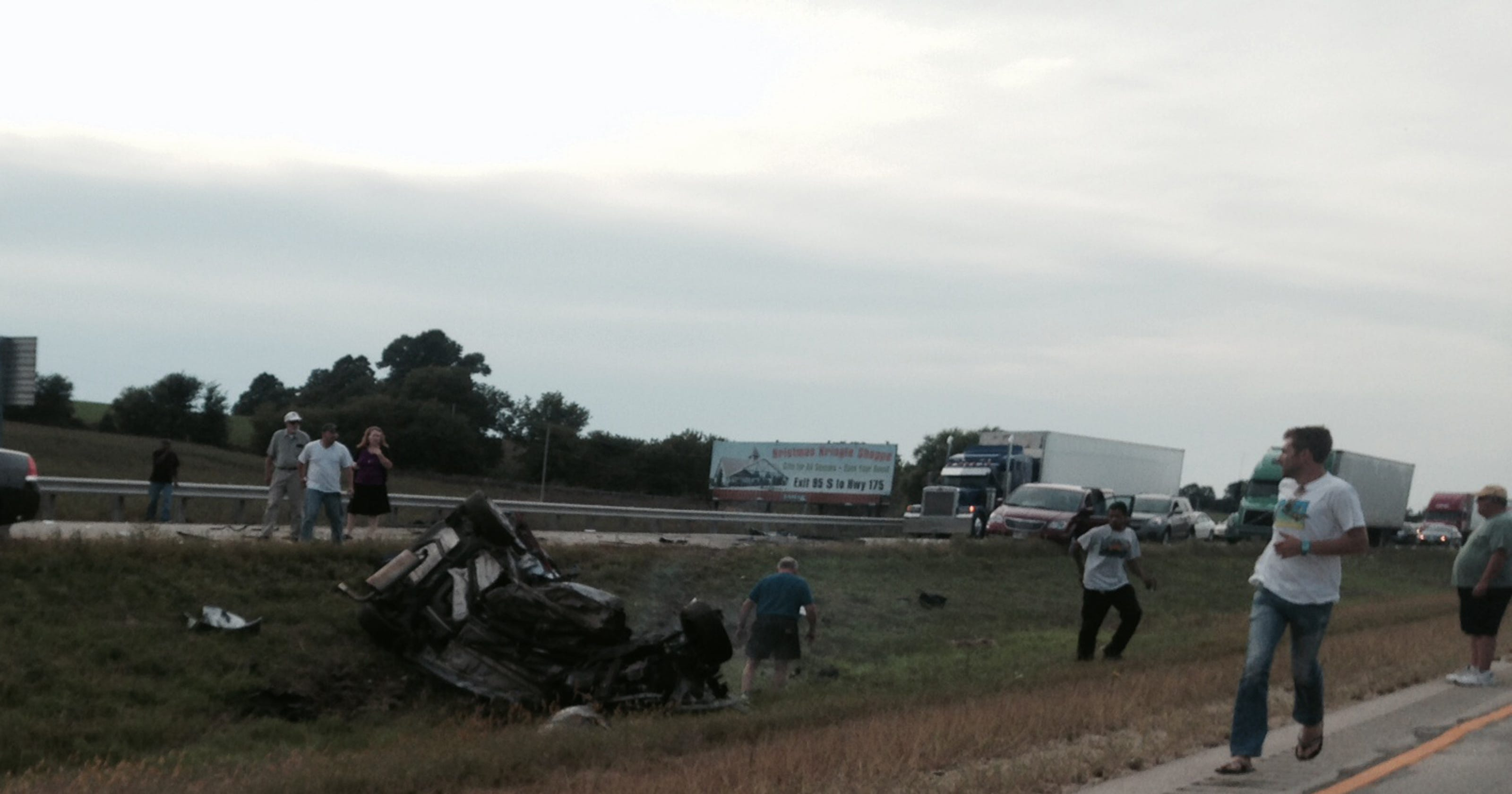 Man killed in U S  41 crash identified