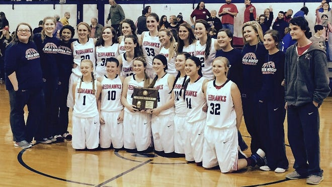 The Creek Wood High girls basketball team defeated Lewis Co. Monday for their 4th straight 11-2A championship.