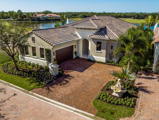 Parade Of Homes Miromar Lakes