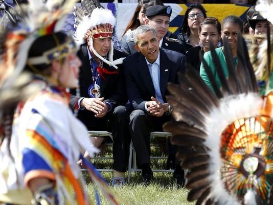 Barack Obama,David Archambault II