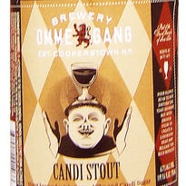 Beer Man: Ommegang Candi Stout sweet but not too sweet