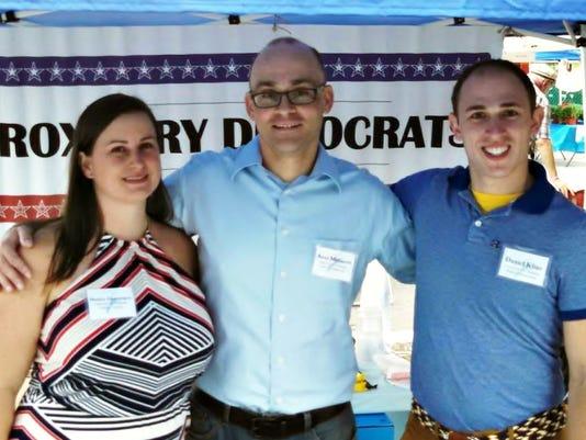 Roxbury Democrats 2015