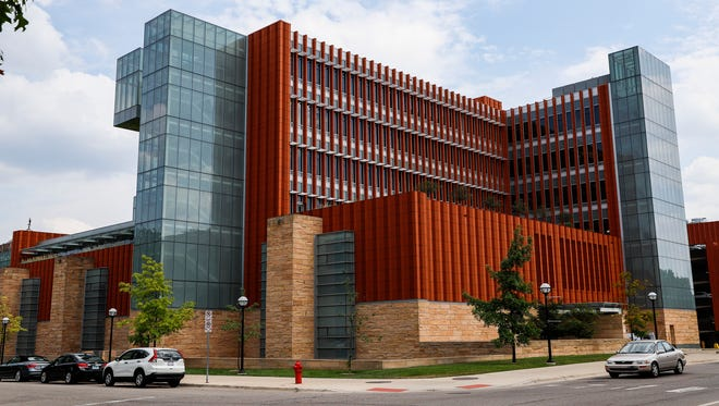 Stephen M. Ross School of Business at the University of Michigan in Ann Arbor.