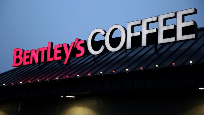 Bentley's Coffee in Keizer on Thursday, Dec. 21, 2017. Two women are suing Bentley's Coffee for sexual harassment and discrimination they say they experienced while employed there.