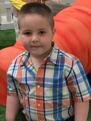 Aramazd Andressian Jr., 5, was reported missing April 22.