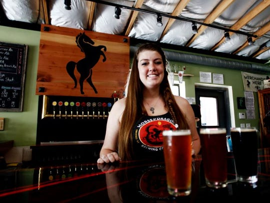 Horse & Dragon Brewing launched in 2014.