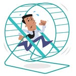 Allhands: Want off the hamster wheel? 5 tips to find work-life balance