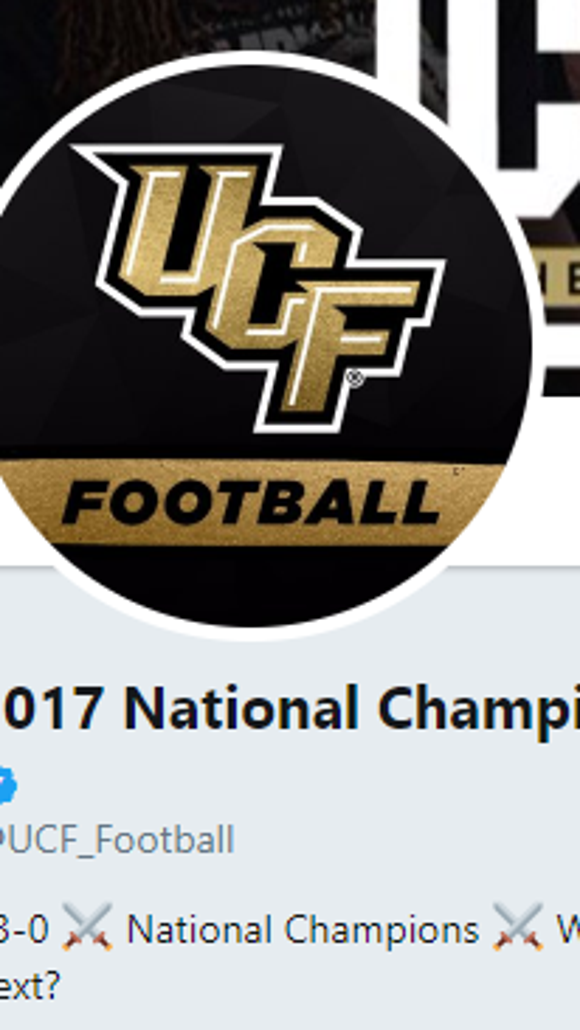 UCF proclaims itself the national champion after perfect 13-0 season