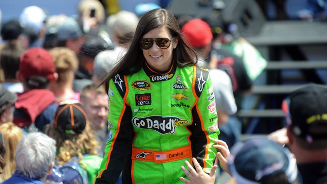 Danica Patrick, perhaps Stewart-Haas Racing's most recognizable driver, is looking for improvement in her second full season in Sprint Cup.