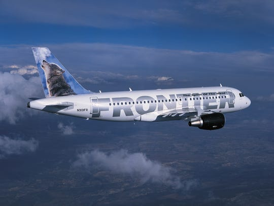 Frontier Airlines has new routes.