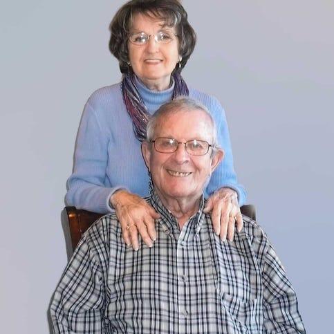 Anniversary: Floyd and Pat Wilhite