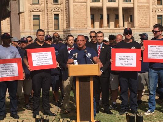 Firefighters bills