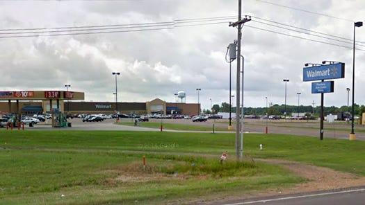 Walmart in Clarksdale, Miss.