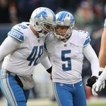 Detroit Lions have trust and confidence — which is a winning formula