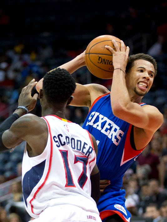 Michael Carter Williams, Dennis Schroder