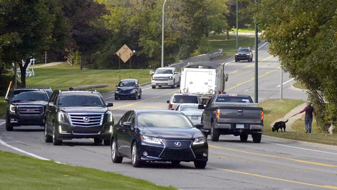 Pending state legislation could make it more difficult for cities to set speed limits.