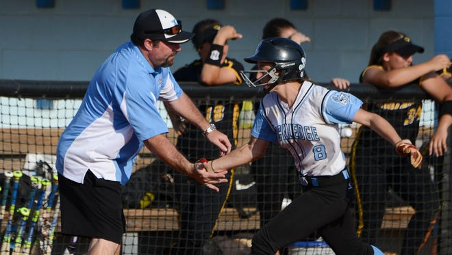 Molly McLaughlin of Rockledge is FLORIDA TODAY's Athlete of the Week for week of April 23-29.