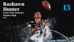 The Big 15: Mariner's Rashawn Hunter a playmaker on offense, defense and special teams