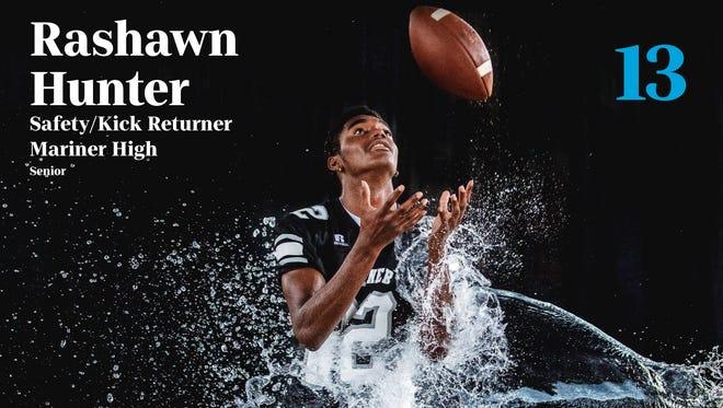 Rashawn Hunter