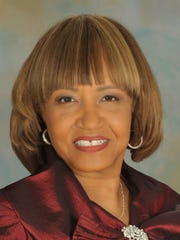 City of Tallahassee City Manager Anita Favors Thompson.