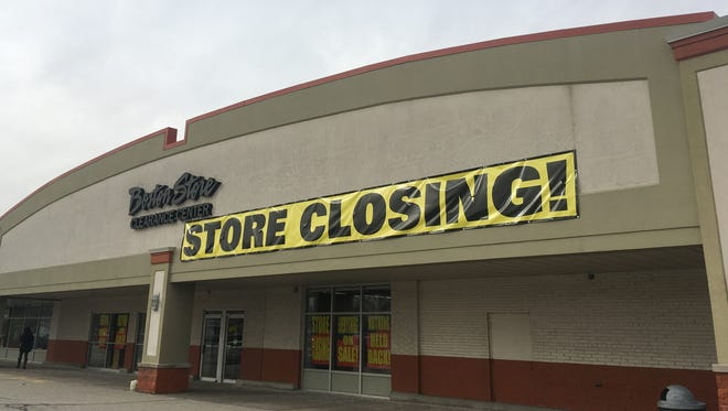 Milwaukee's Boston Store Clearance Center is among Bon-Ton Stores Inc. locations that is scheduled to be closed.