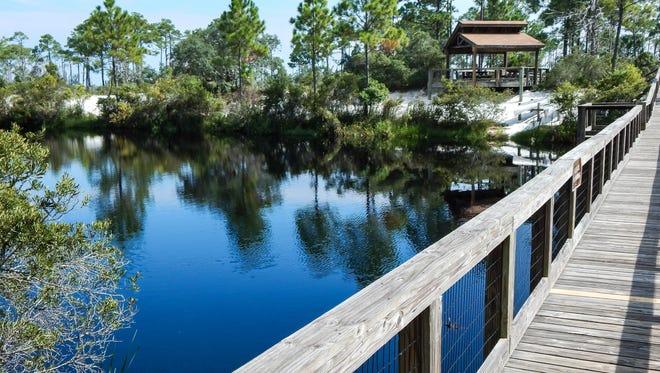 The Big Lagoon has tons of breathtaking views.