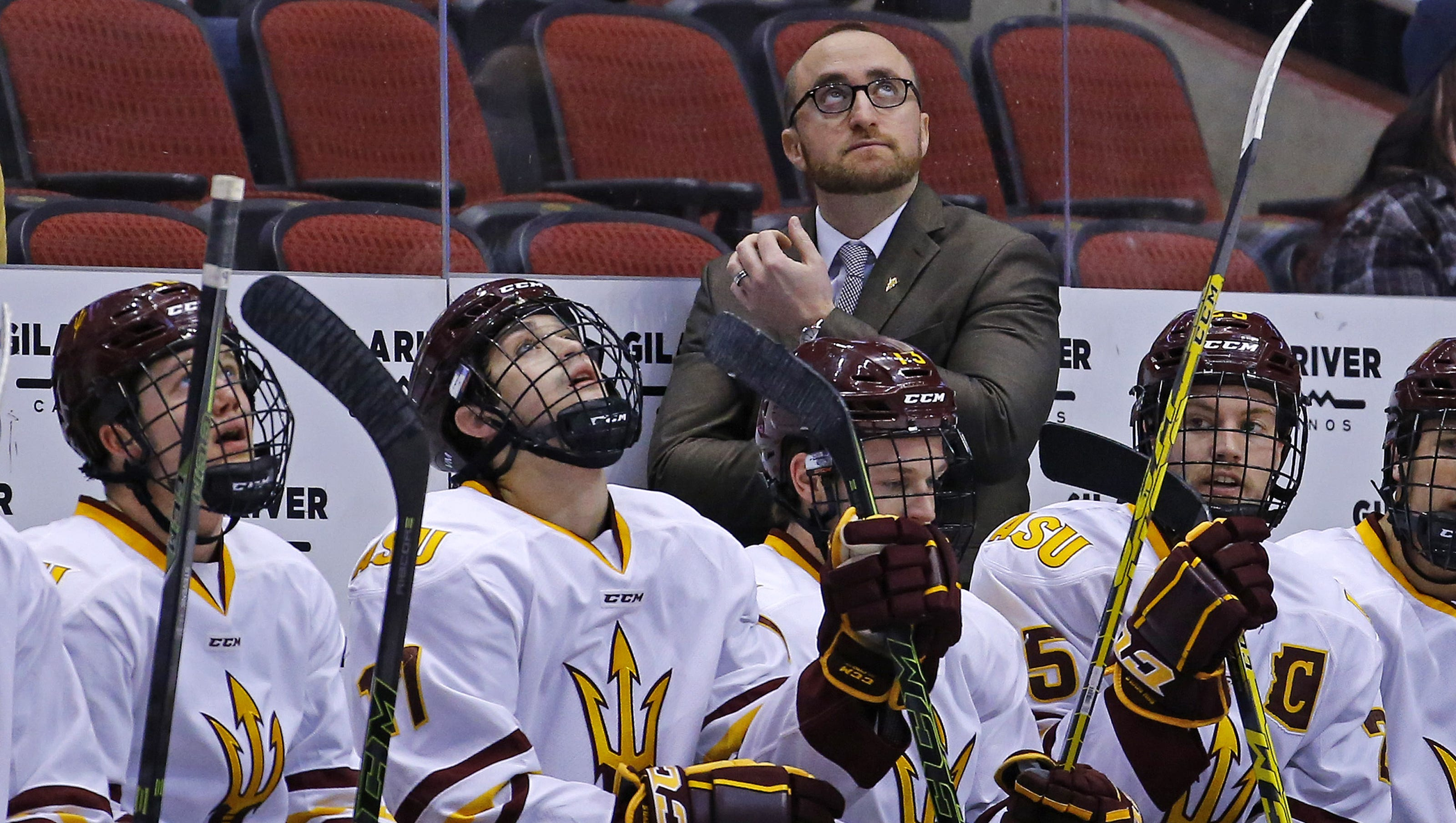 asu hockey has more talent, tougher schedule in year 2