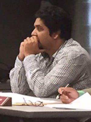 Mohammad Huda has been accused of living in Warren.