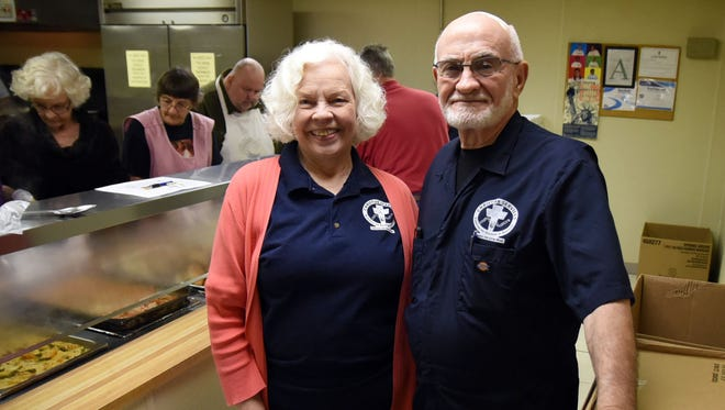 Cookie and Bill Prout founded Christian Services 30 years ago.