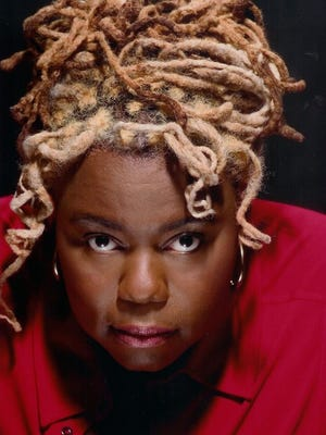 """Guest artist Lisa Gaye Dixon will give a solo performance of """"My Case Is Altered: Tales of a Roaring Girl"""" at 7:30 p.m. Oct. 23-24 at Willamette University's M. Lee Pelton Theatre."""