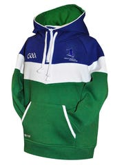 James Trading Group's Croker Kids brand Gaelic Athletic Association (GAA) licensed fleece hoodies have a drawstring around the neck area which poses a strangulation hazard to children.