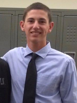 West Salem High School Junior, Jacob Wagner.