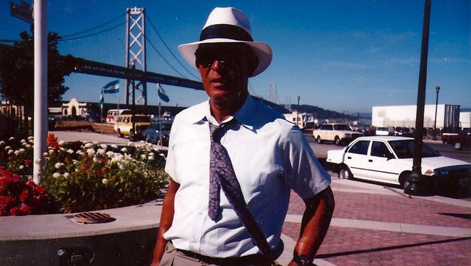 Harold Dorell seen here in an undated photo from San Francisco, where he enforced federal law protecting minorities, women and people with disabilities on federally-funded projects and programs for the U.S. Department of Transportation's Federal Highway Administration. Family photo