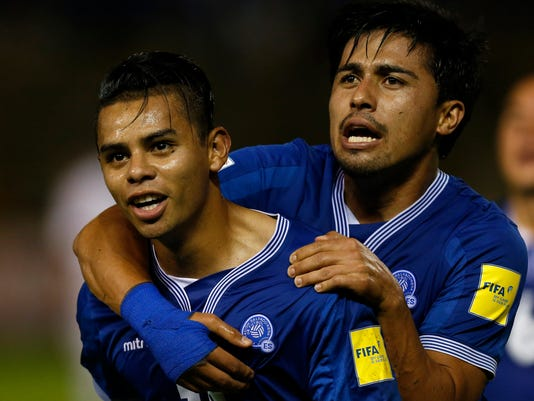 059403d9ac8 El Salvador soccer players say they were offered bribe to fix match