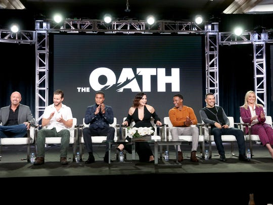 the oath cast crackle