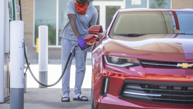 Austin-area gasoline prices have declined over the past few weeks, but they could be about to resume their climb, industry experts say.