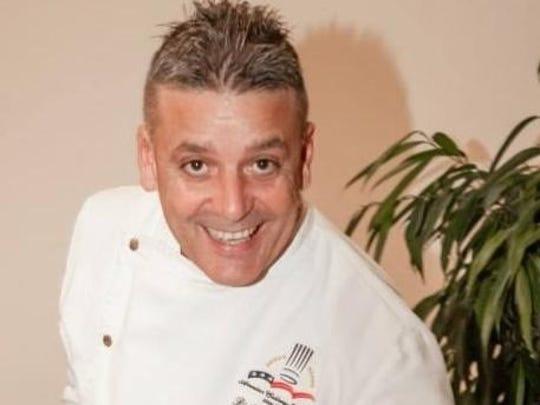 Chef Richard Montoya of The Fish & Vine.