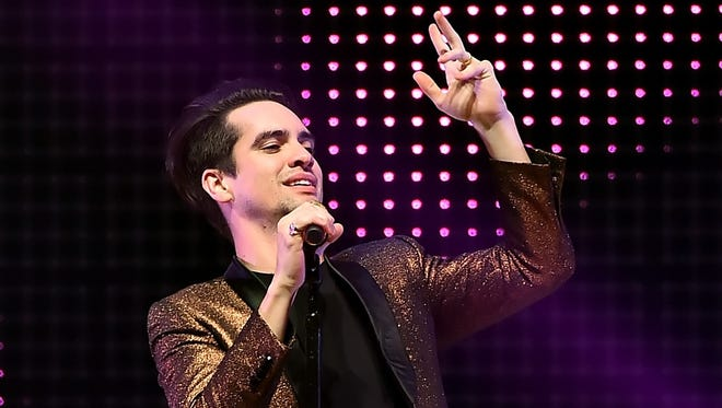 """Las Vegas' Panic! at the Disco are back with a new album, """"Death of a Bachelor,"""" and atour to go with it."""