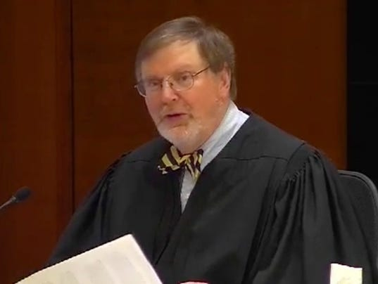 Judge Who Halted Travel Ban