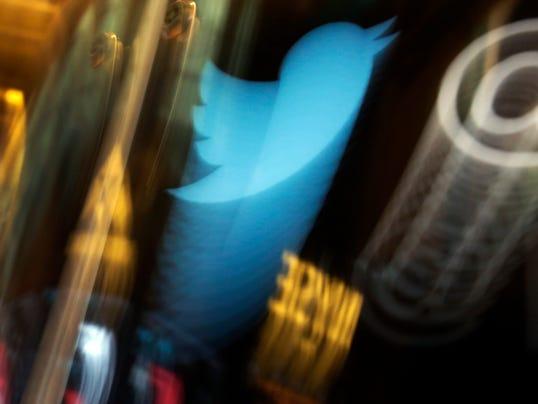 AP Wall Street Twitter IPO
