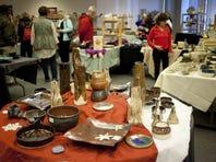 Nov. 12: SC4 Potters Market