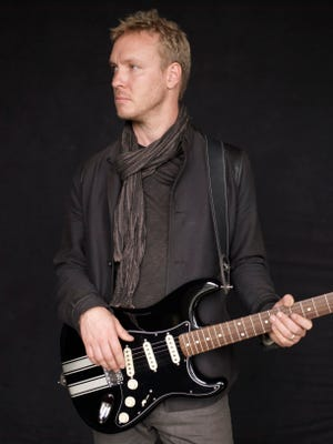 Blues guitarist Kenny Wayne Shepherd will release his new album, 'Goin' Home,' May 20.
