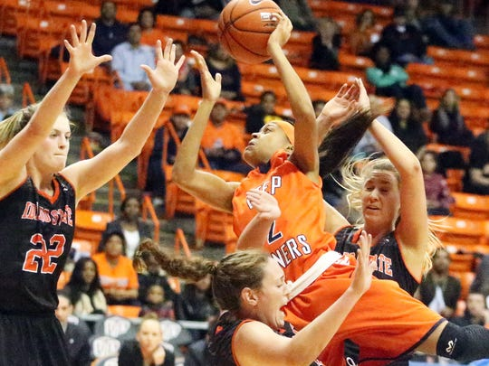 UTEP senior guard Cameasha Turner, was named All Conference USA first team.